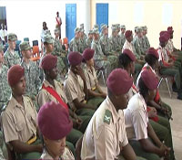Dominica Cadet Corps And U S  Army ROTC Partner For Exchange