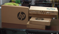 SEVEN NEW LAPTOPS FOR THE DOMINICA LIBRARY INFORMATION SERVICE