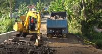 ACCESS TO GLO GLOMIER ROAD RESTORED