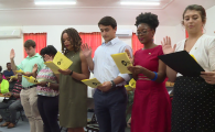 DOMINICA WELCOMES 7 PEACE CORPS VOLUNTEERS
