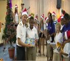 FCCA Brings Christmas Cheer to Dominica's Children