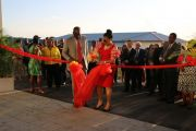 FIRST PHASE OF DOMINICA CHINA FRIENDSHIP HOSPITAL OFFICIALLY OPENED
