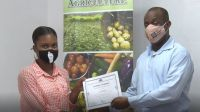 SIX STUDENTS COMPLETE SIX WEEK INTERNSHIP WITH MINISTRY OF AGRICULTURE