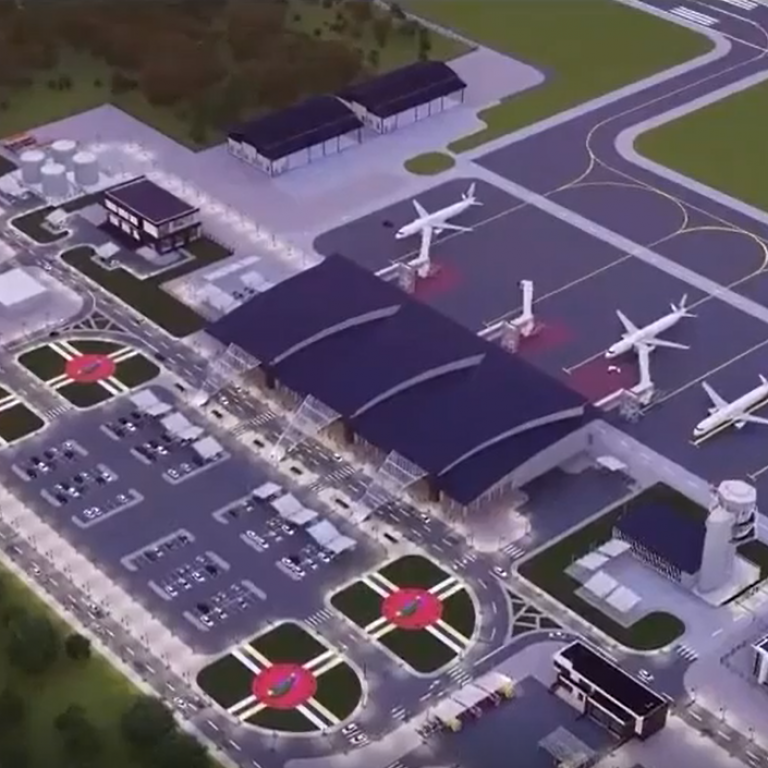 GOVERNMENT TO SIGN FINAL AGREEMENT FOR INTERNATIONAL AIRPORT IN MAY